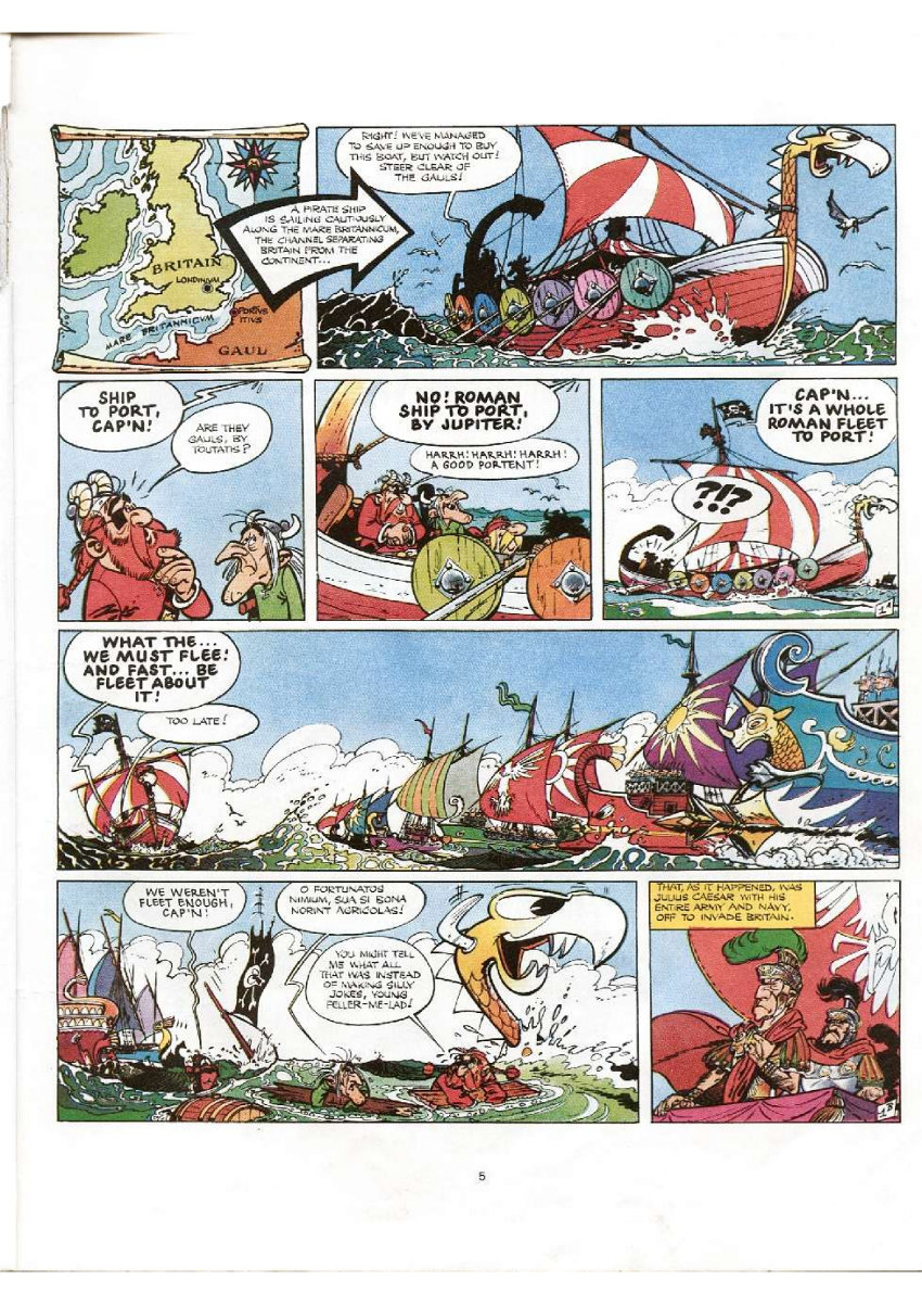 Britain asterix pdf in