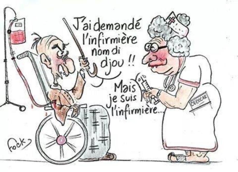 Dessin Humour Retraite Infirmiere Experience Conseil