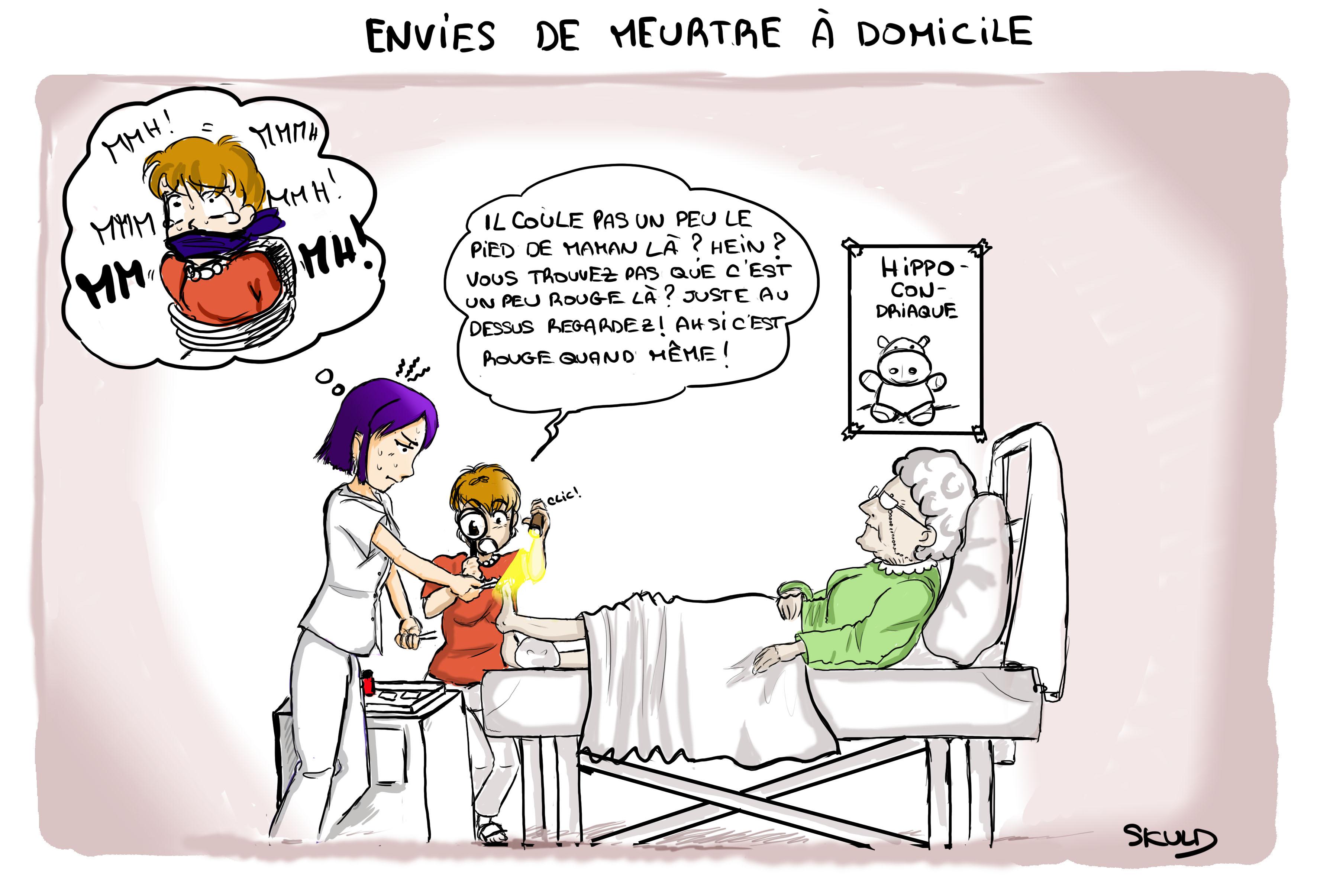 Quelques liens utiles - Dessin infirmiere humoristique ...